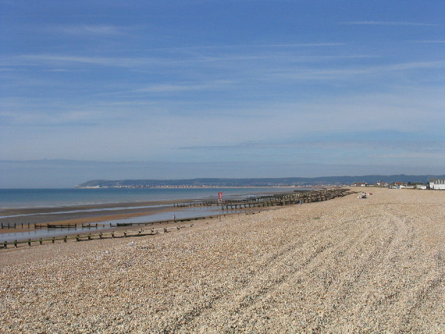 Cooden Beach, Cooden, Sussex