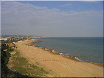 TQ7607 : Glyne Gap, Bexhill, Sussex by John Winfield