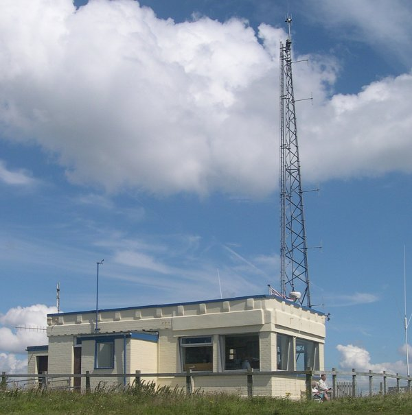 Coastguard Lookout Station at Rame Head