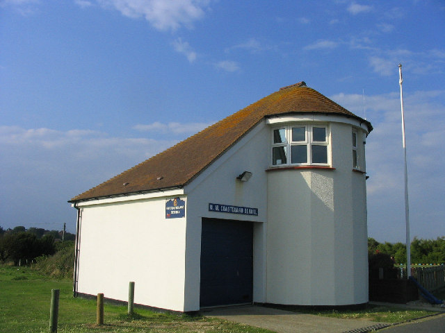 Coastguard Station, Galley Hill, Bexhill, Sussex