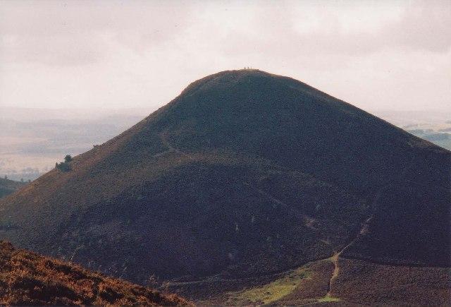 Eildon Mid Hill