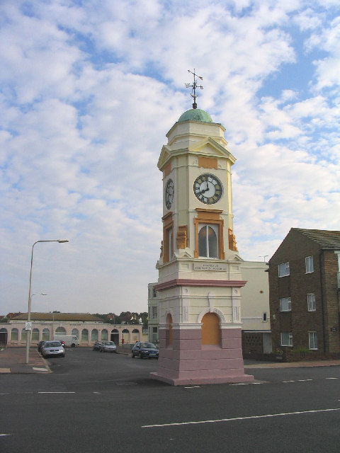 The Clocktower, West Parade, Bexhill, Sussex