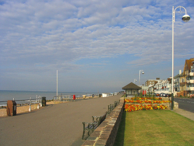 The Promenade, West Parade, Bexhill, Sussex