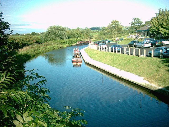 Canalside Moorings and Pub