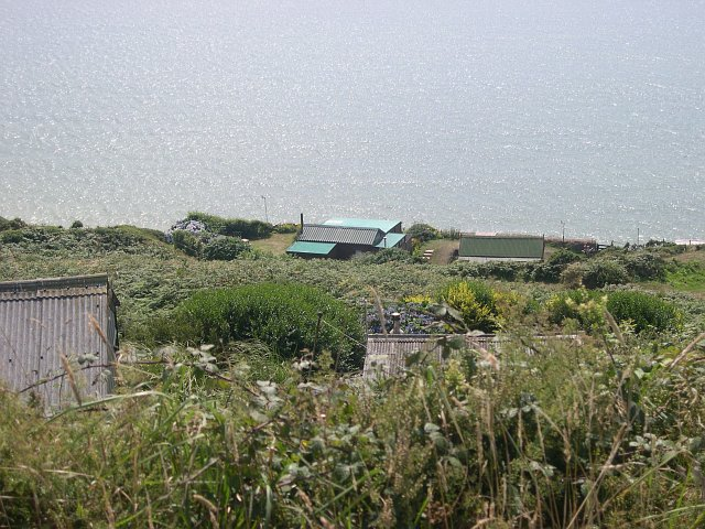 Chalets on Wiggle Cliff