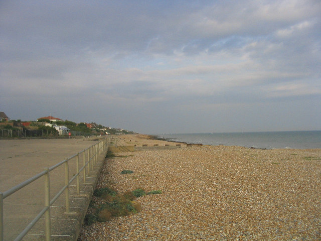 The Promenade, South Cliff, Cooden, Sussex