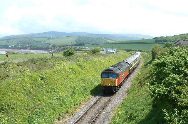 Helwell Bay, West Somerset Railway
