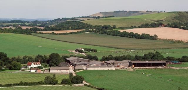Whitewool Farm, near Warnford