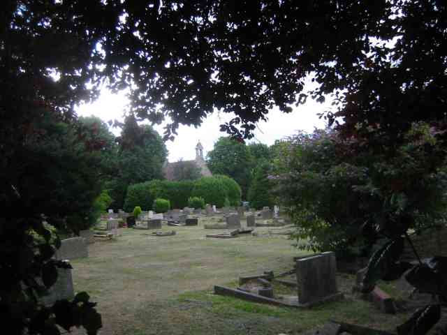 The Cemetery in Hatfield Road St Albans