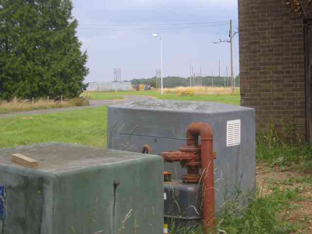 BT Testing Grounds near Smallford.