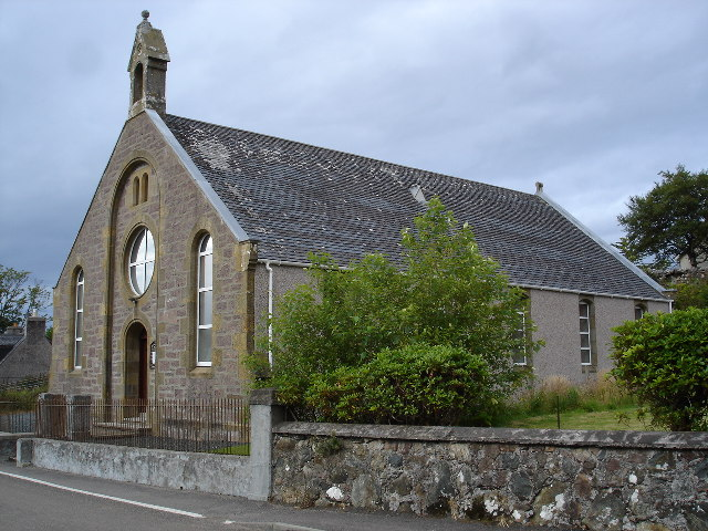 Poolewe Free Church of Scotland