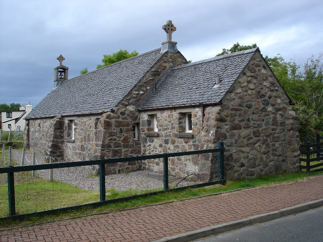 Saint Maelrubha's Church Poolewe