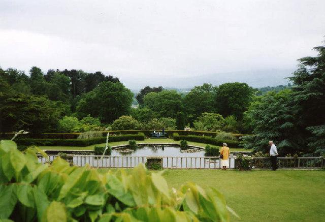 Bodnant Garden, near Tal-y-Cafn, Colwyn Bay