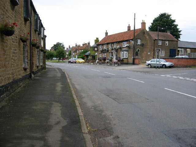 The Berkeley Arms, Wymondham, Leicestershire