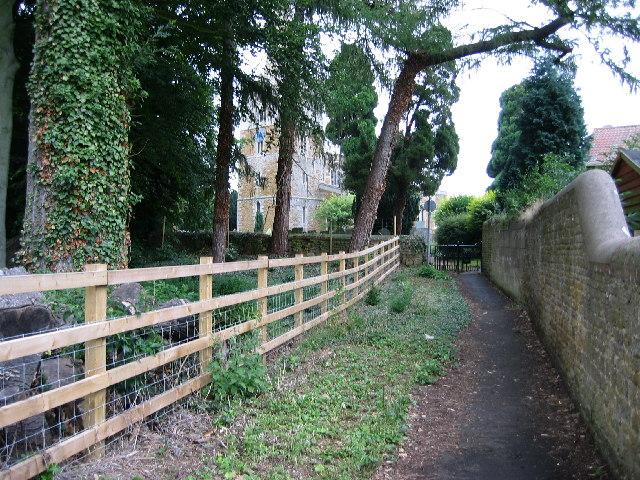Back Walk, Wymondham