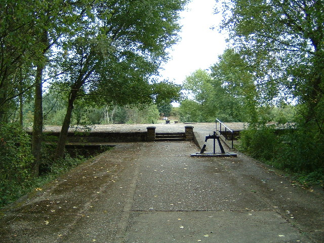 Covered Central Reservoir, Middlesex Filter Beds Nature Reserve