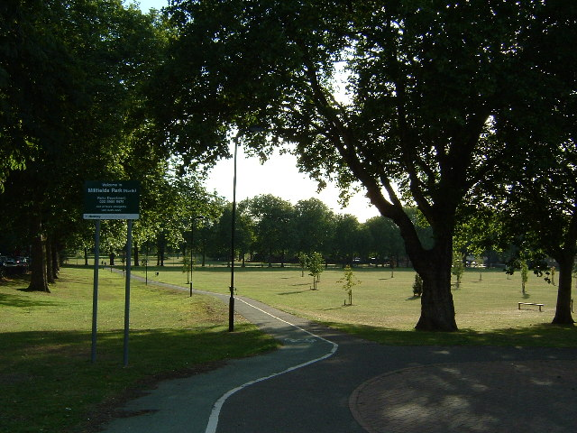 Millfields Park (North), Hackney