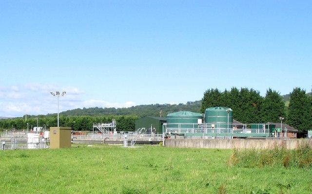 Sewage Works for Ammanford