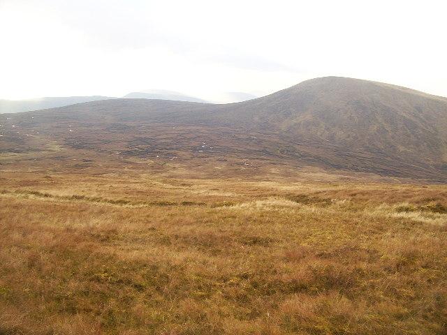 Boggy Pass near Achnasheen
