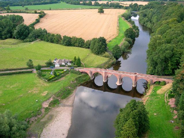 Bredwardine Bridge over the Wye