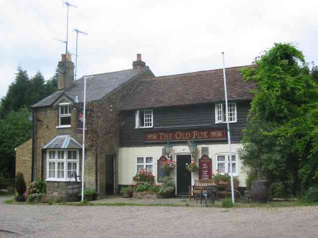 The Old Fox, School Lane, Bricket Wood