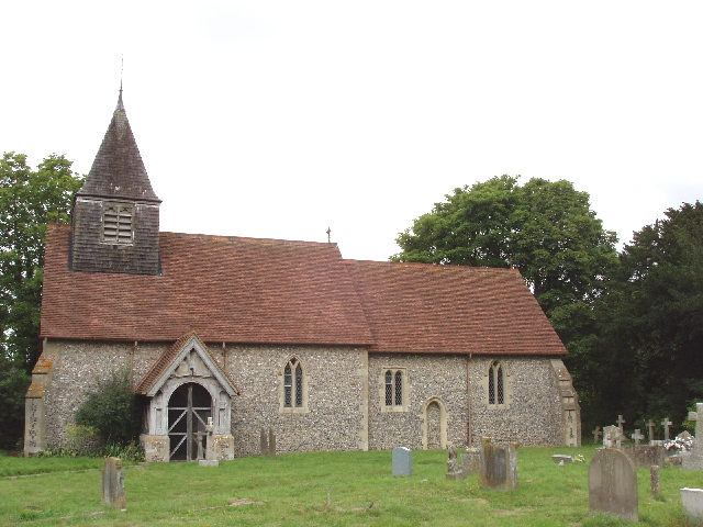 Church of St Mary and St Nicholas, Saunderton