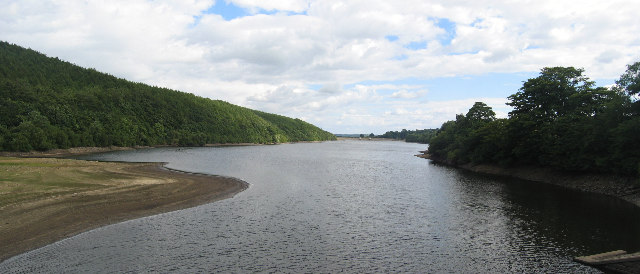 Lindley Wood Reservoir