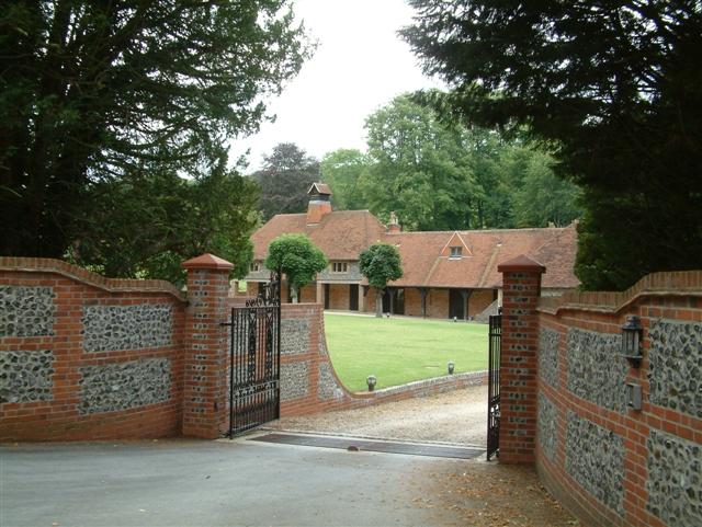 Elvendon Priory