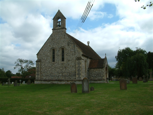 St. Leonard's Church, Woodcote