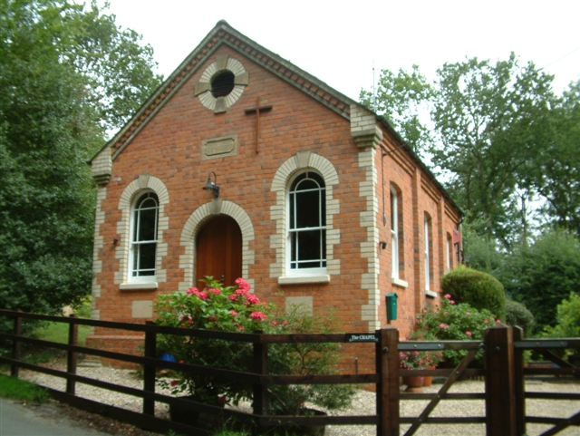 Methodist Chapel, Woodcote
