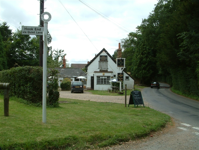 The Four Horseshoes, Checkendon
