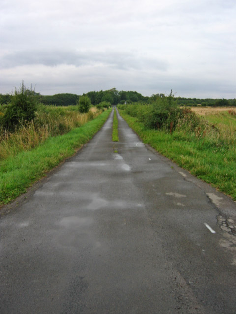 Cordhill Lane, near Stapleford Park