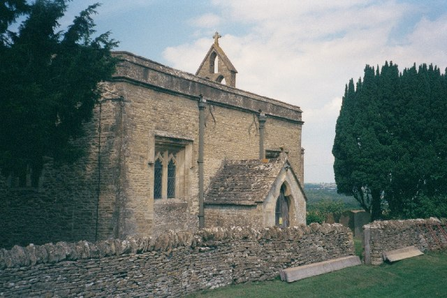 All Saints Church, Shorthampton