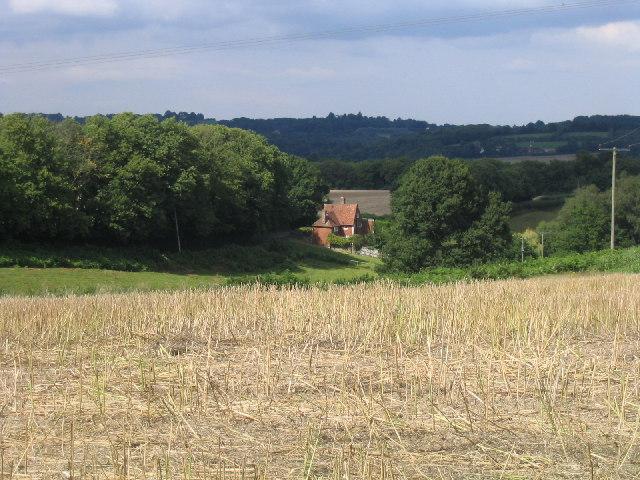 Hook Green near Lamberhurst, Kent