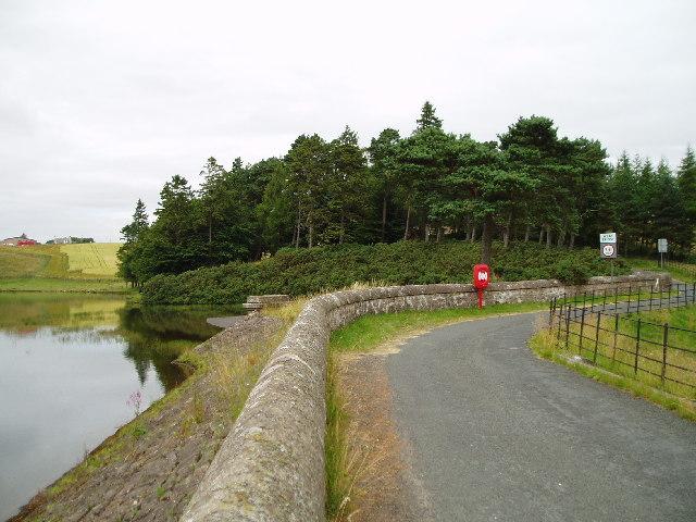 Rosebery Reservoir Dam