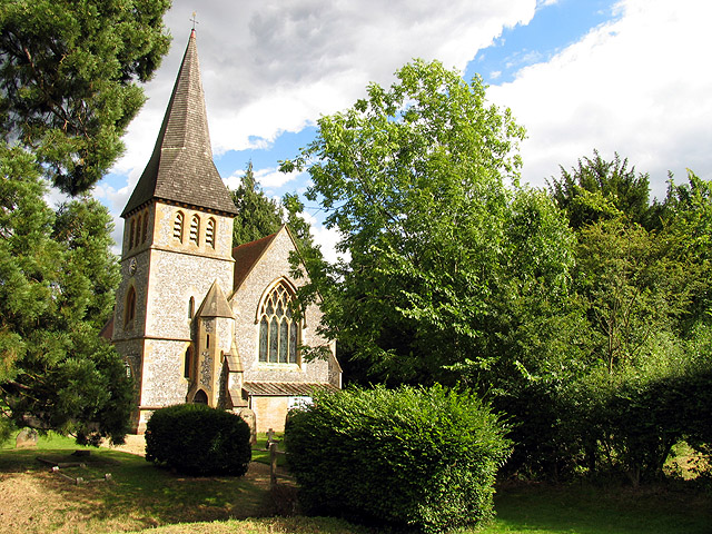 Diocese of Winchester: Newtown Church