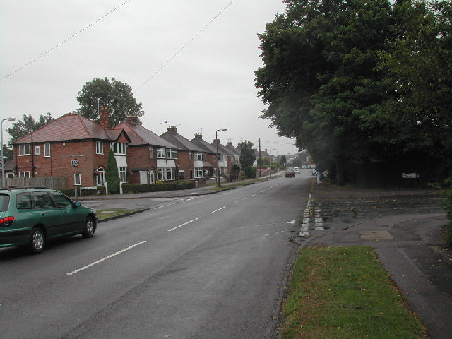 Papplewick Lane, Hucknall