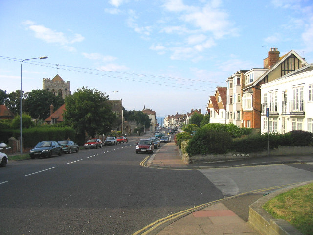 Sea Road, Bexhill, Sussex