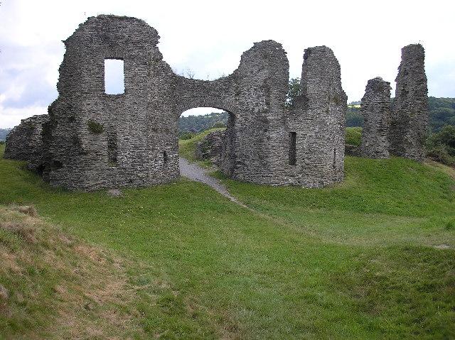 Castell Newydd Emlyn  ( Newcastle Emlyn )