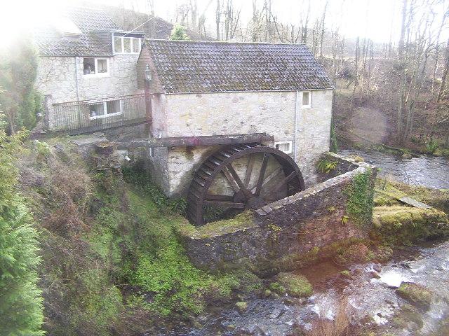 Muckhart Mill