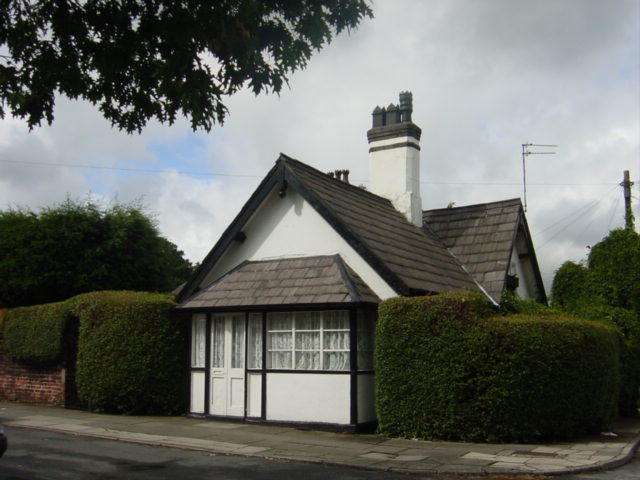 Toll Bar Cottage, Roby