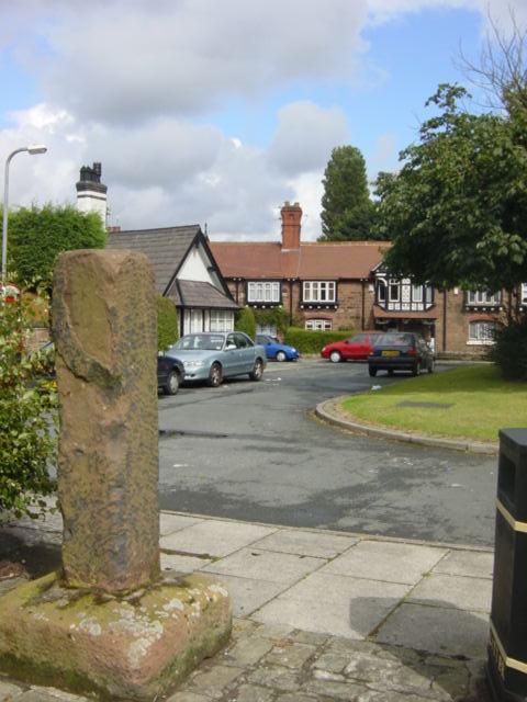 Boundary stone, Roby