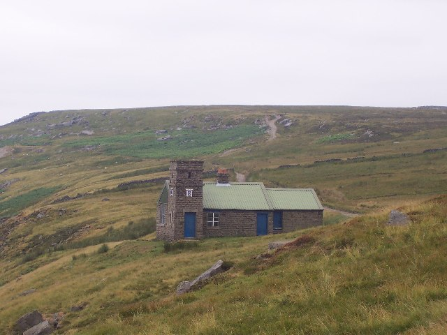 Shooting House on Pott Moor