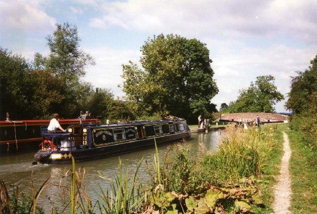 Great Bedwyn: Kennet & Avon Canal