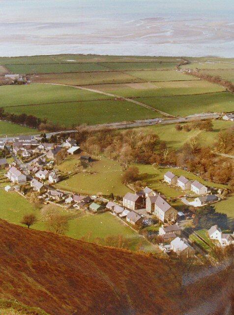 Abergwyngregyn Village