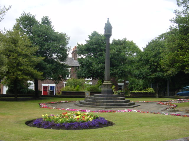 Village Green, Huyton