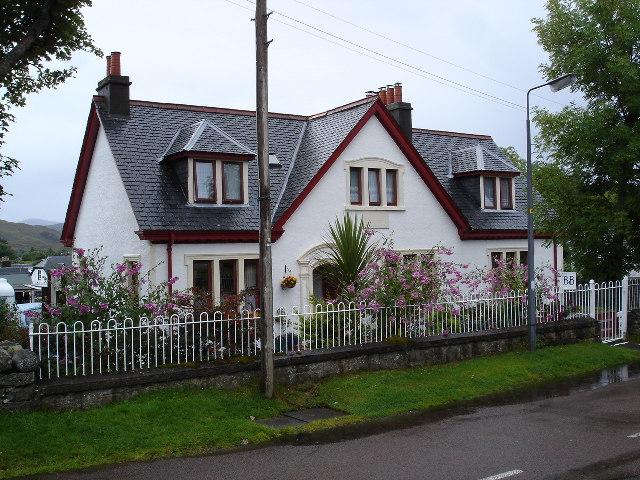 Former Nurses Home, Poolewe