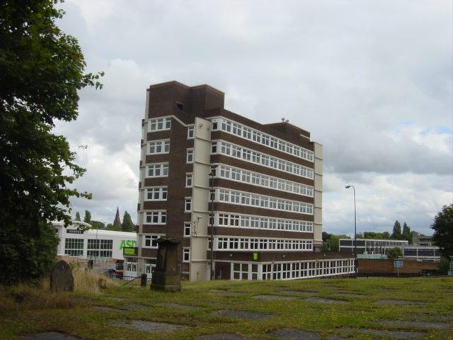 Job Centre/Social Security Building