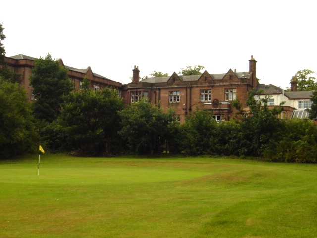 Second green, Bowring Park golf course
