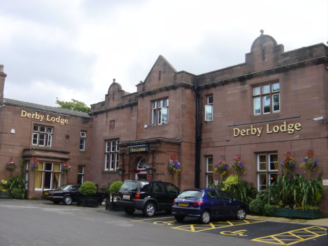 Derby Lodge Hotel, Roby